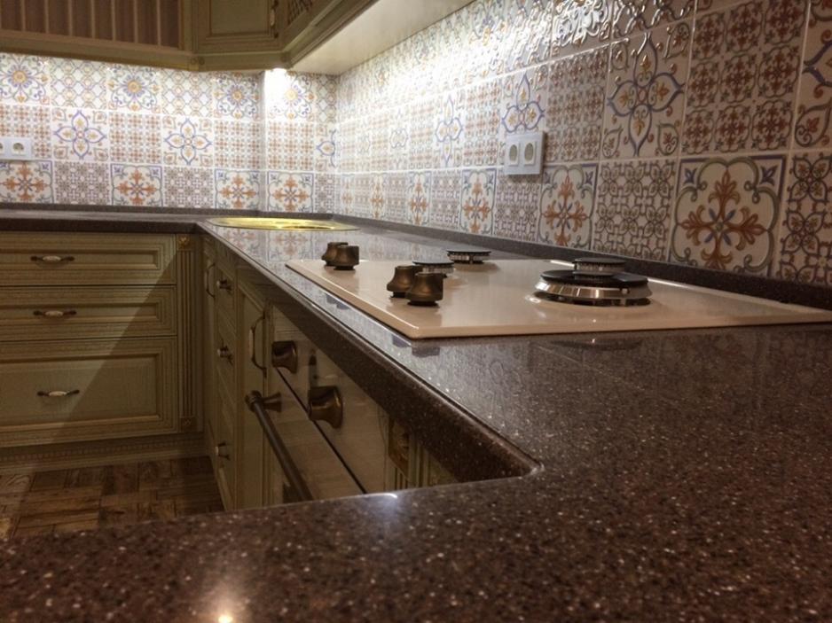 Производство кухонных столешниц в Череповце