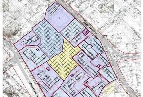 Подготовка карты земельных участков
