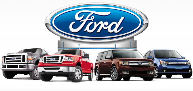 Запчасти для автомобилей марки Форд в Череповце