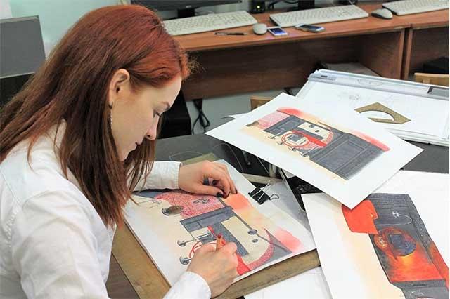 Обучение на дизайнера в Череповце