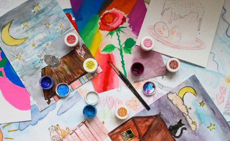 конкурсы рисунков