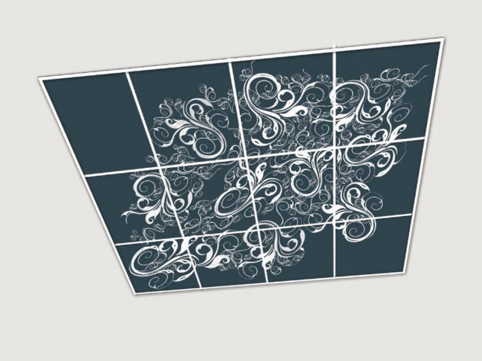 зеркальный потолок купить в туле