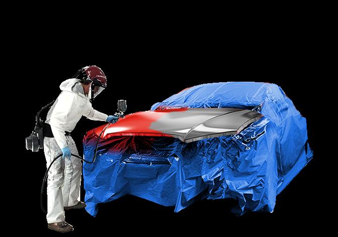 Услуги по покраске авто в Череповце
