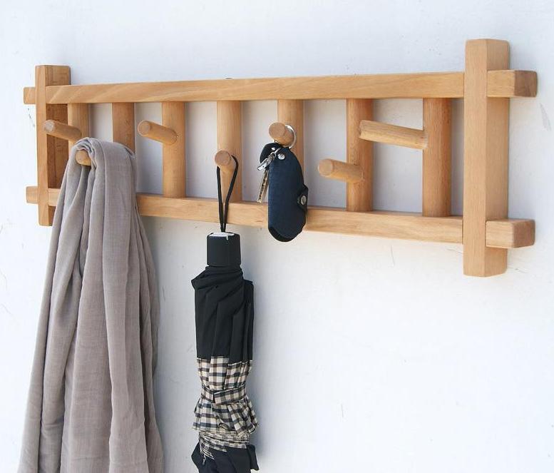 деревянные вешалки