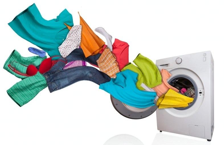 стирка одежды