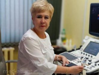 Михайловская Наталия Ивановна