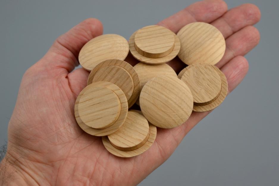 деревянные заглушки