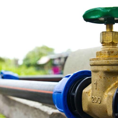 Труба для воды