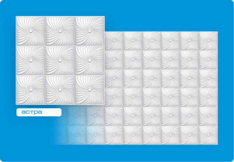 купить потолочную плитку для потолка в туле