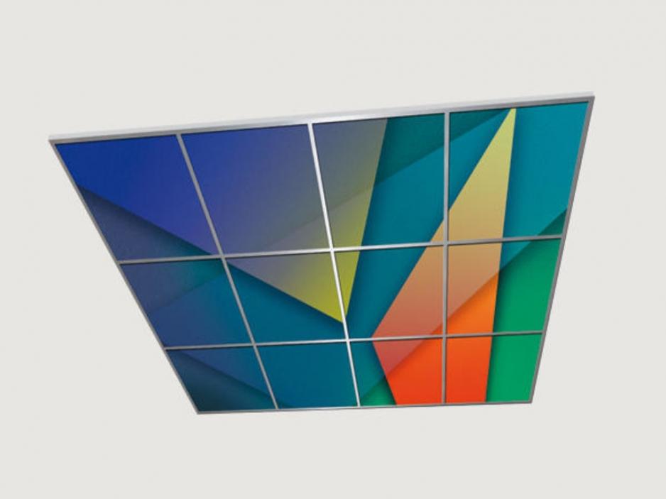стеклянные витражные потолки в туле
