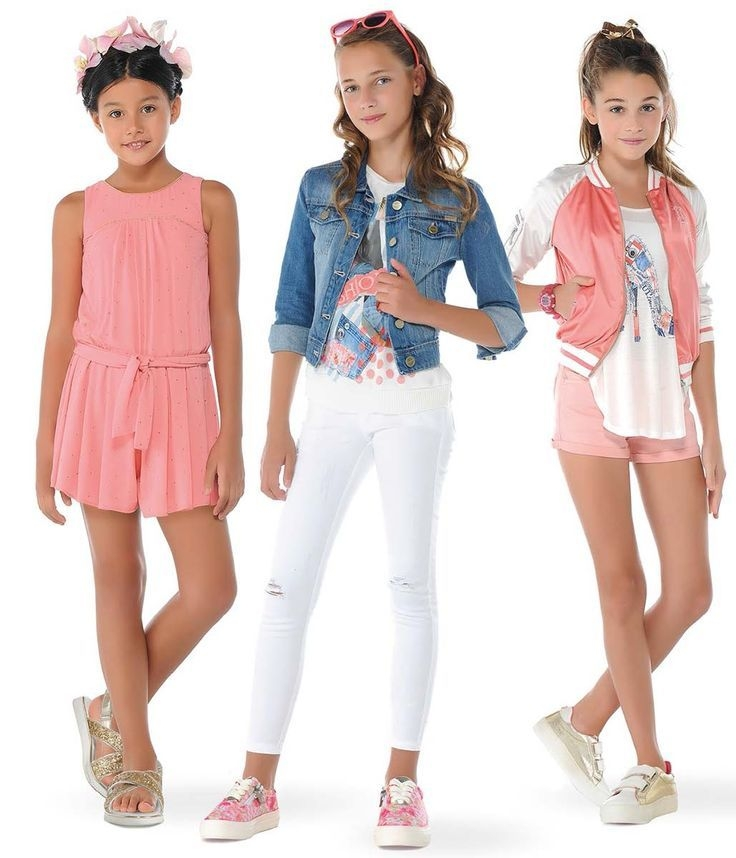 Подростковая одежда для девочек