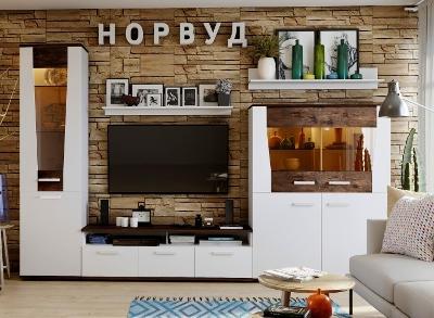 Модульная мебель в гостиную Норвуд