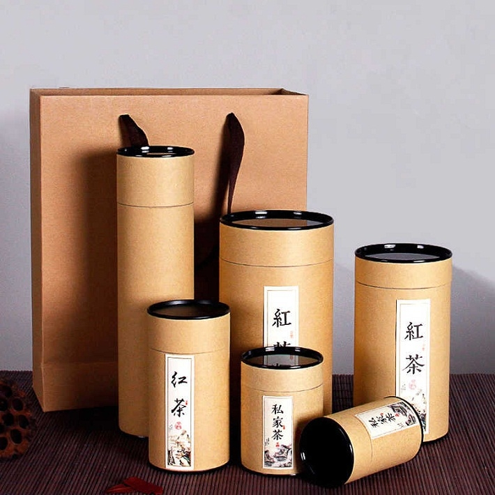 Картонная упаковка туба