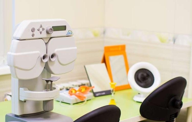 детский офтальмолог в туле