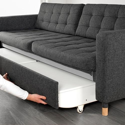 диван с выкатным механизмом