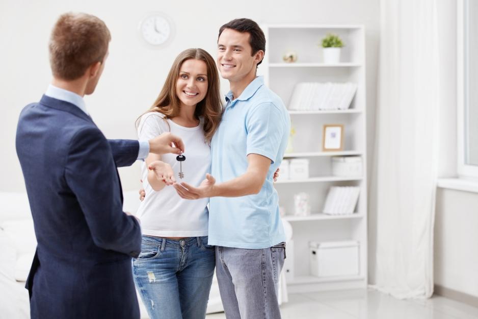 обладатели квартиры в новом доме
