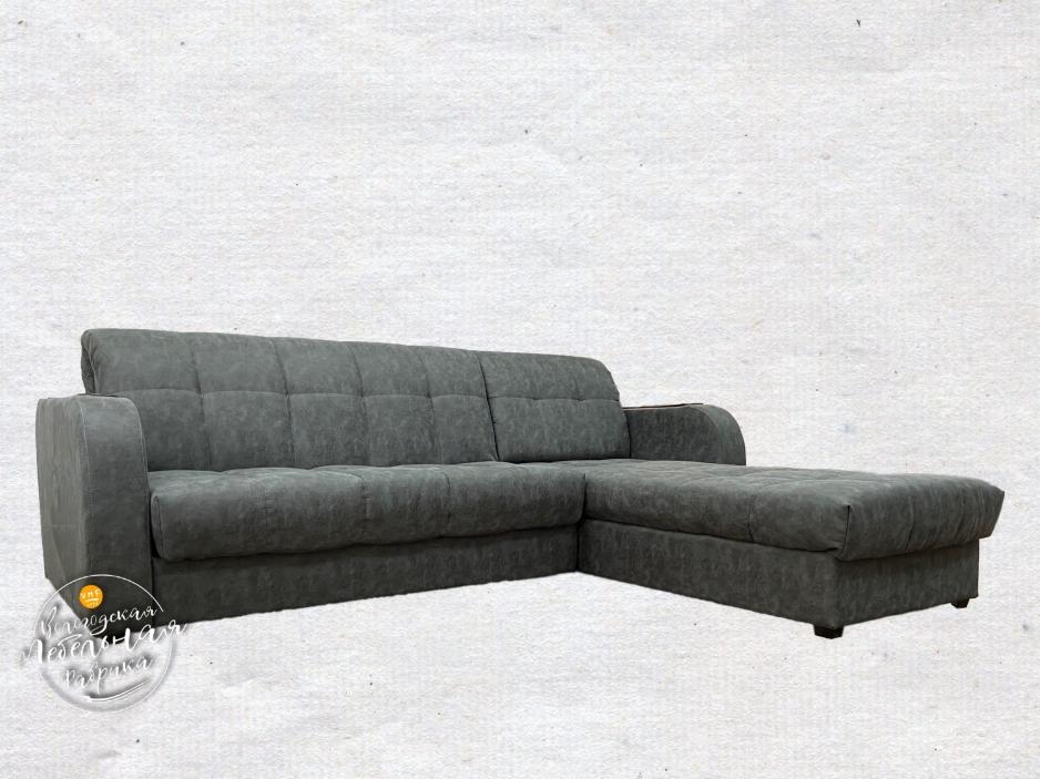 угловой диван Соло 11 с оттоманкой