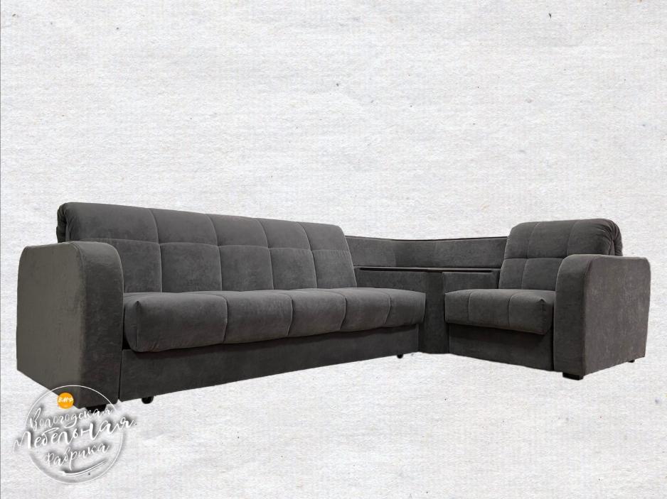 угловой диван Соло 11 со столиком