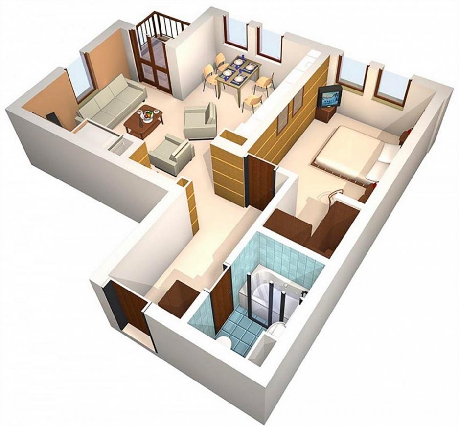 планировка квартир в новостройках