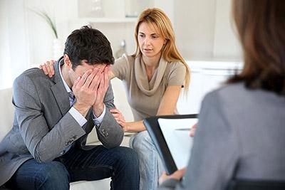Психологическая помощь при алкоголизме