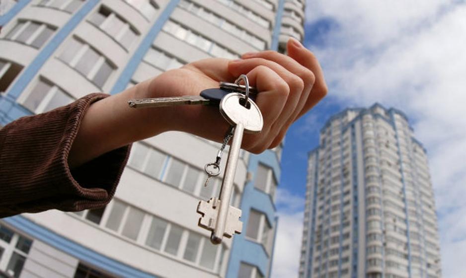 ключи от новой квартиры в Вологде (Заречье)