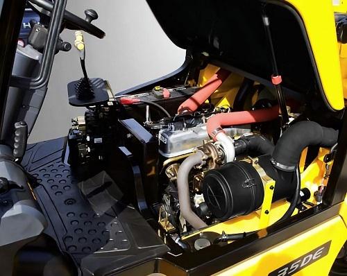 ремонт автопогрузчика