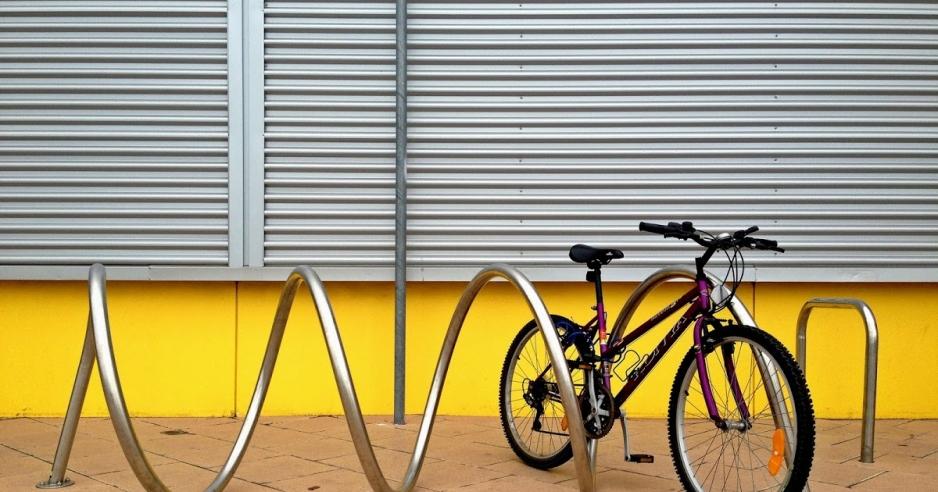 уличная велопарковка