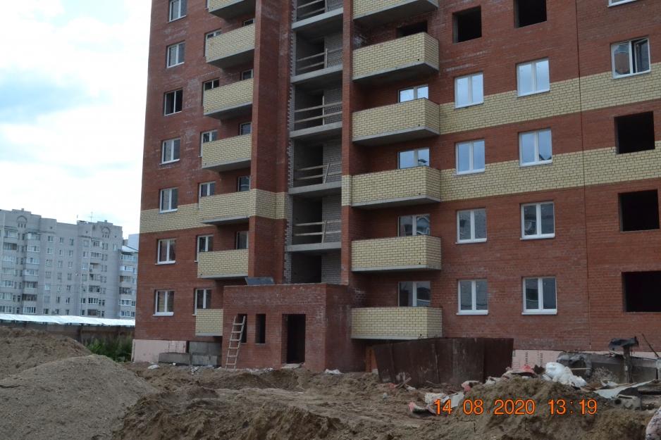 строительство дома в вологде