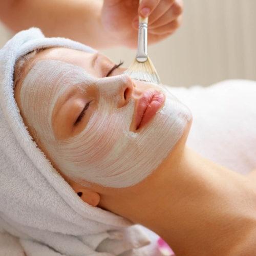пилинг для лица у косметолога