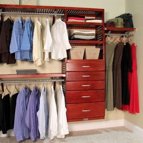 гардеробная система