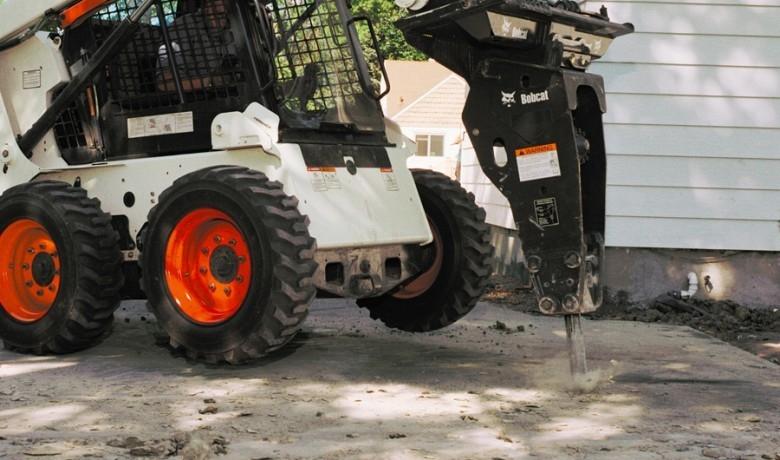 Гидромолот Bobcat
