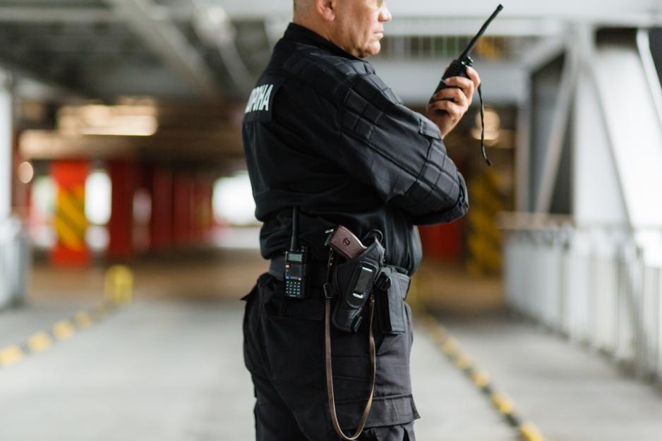 охрана муниципальных объектов