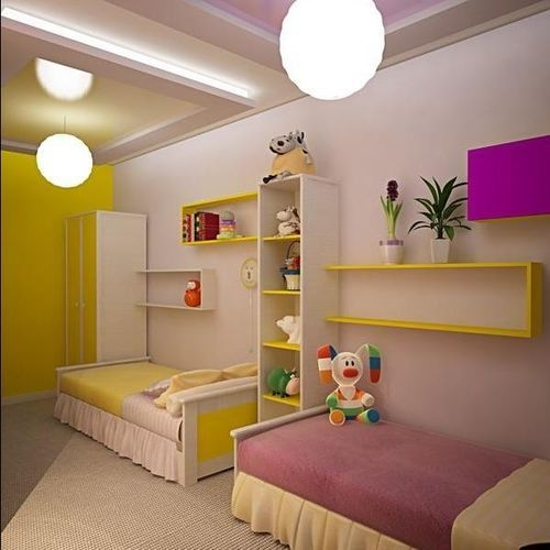 мебель для комнаты девочек