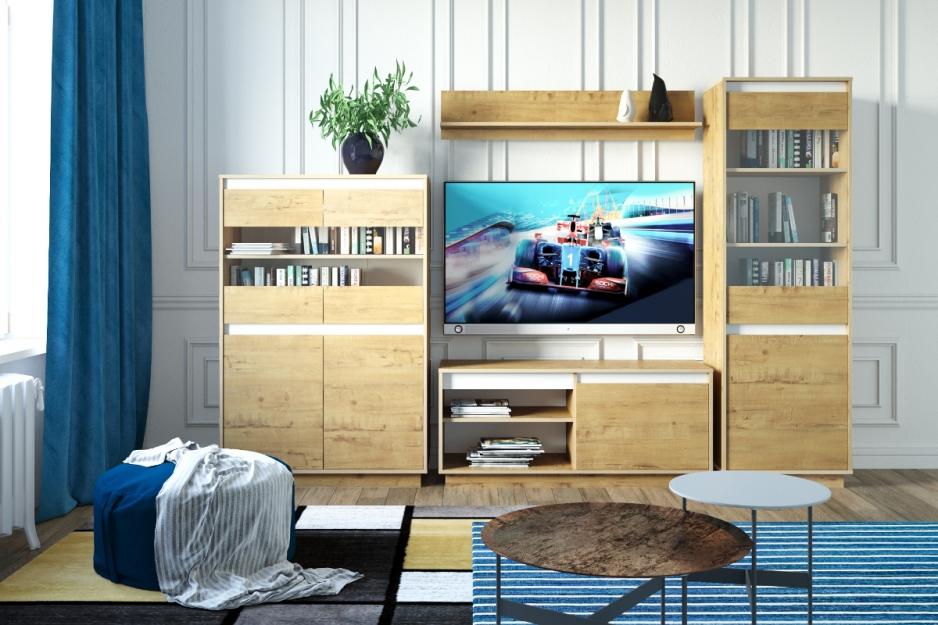 Модульная мебель в гостиную VIRGINIA