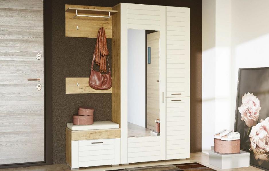 Модульная мебель в прихожую LIVORNO