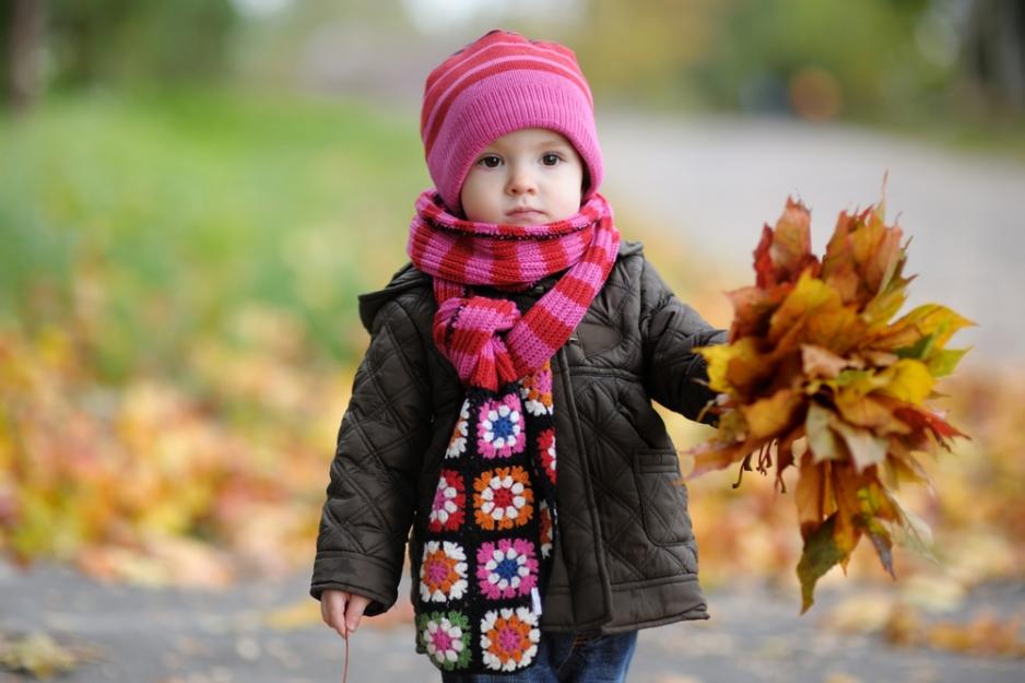 Осенняя и демисезонная одежда для детей
