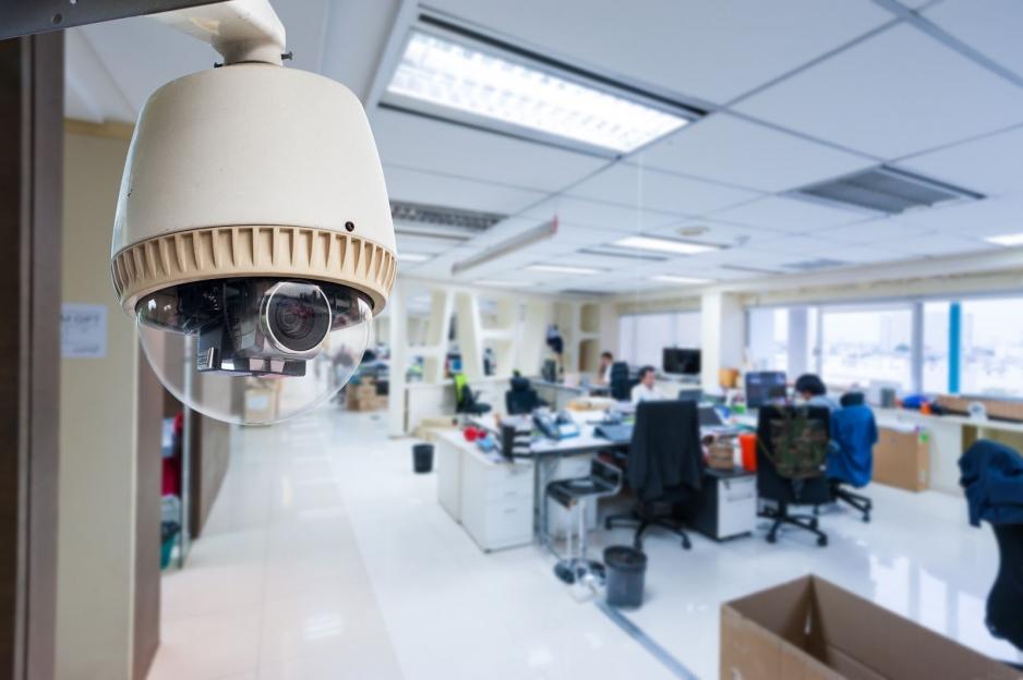 системы безопасности для офиса
