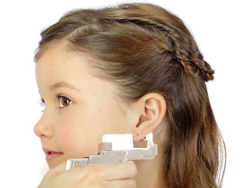 «Система 75» для прокола ушей