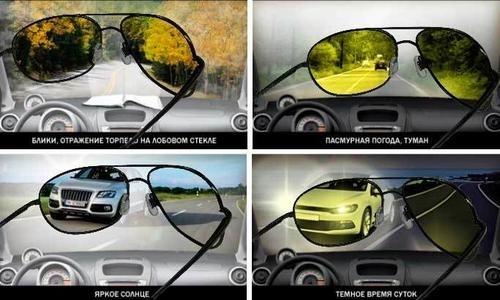 водительские очки в туле