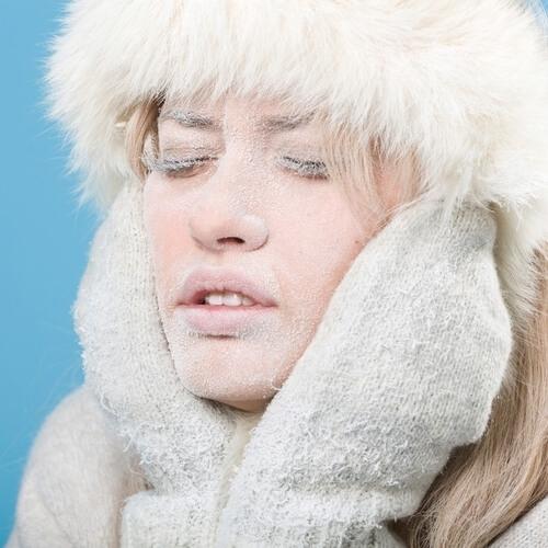проблемы с кожей зимой
