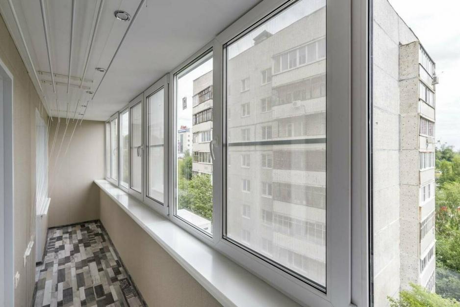теплая лоджия или балкон