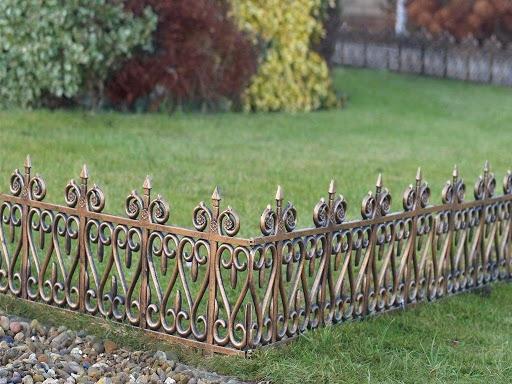 кованые ограды
