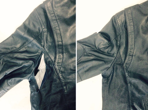 Реставрация верхней одежды