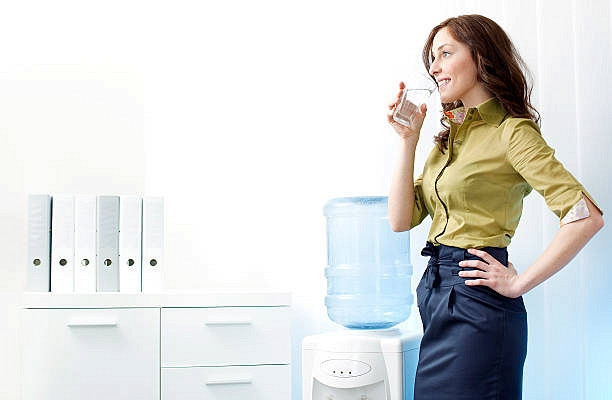 Вода в офисе