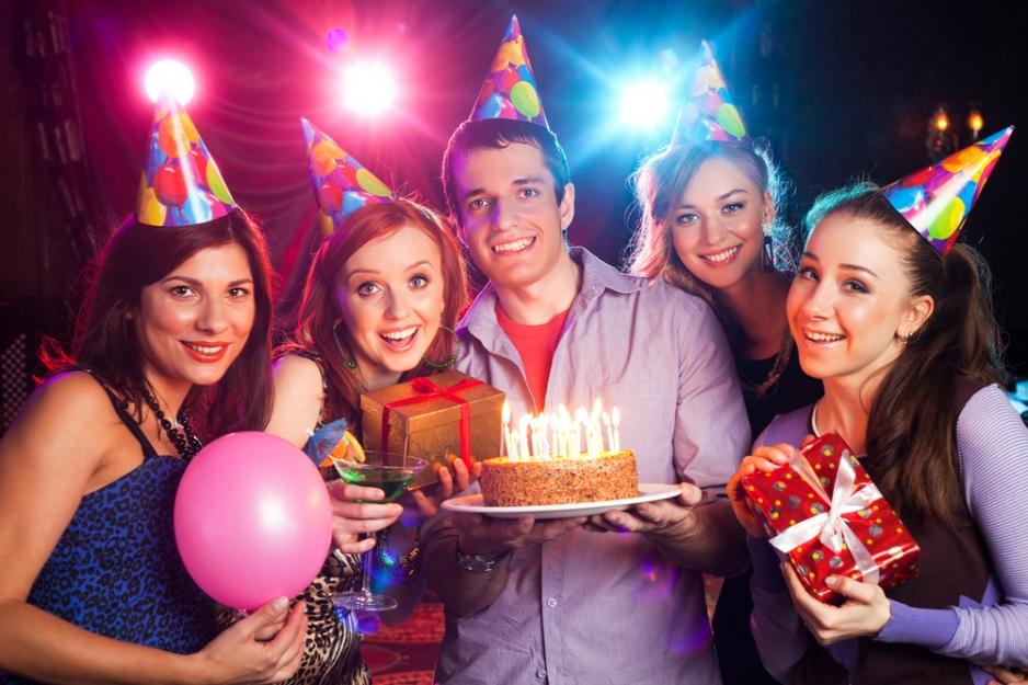 день рождения в ресторане