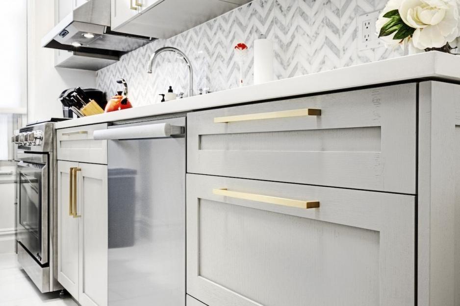 Мебельные ручки для кухни