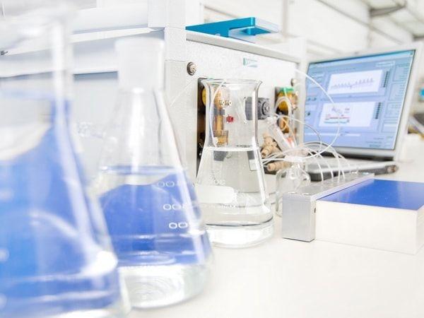 Лабораторное исследование воздуха
