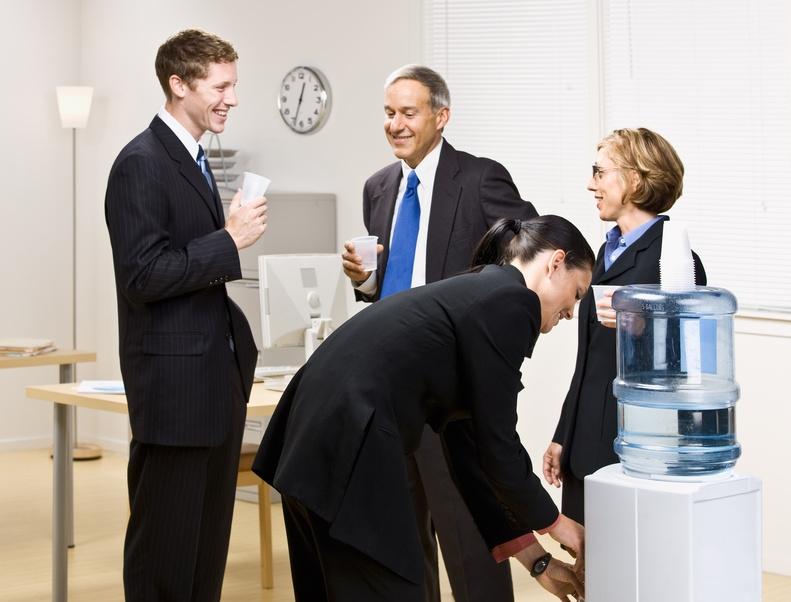 питьевая вода в офисе