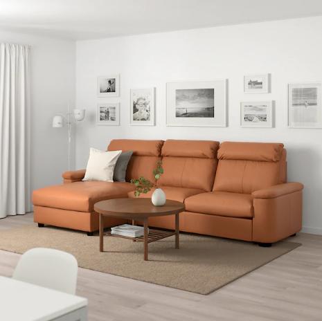 3-местный диван-кровать LUDHULT (ЛУДГУЛЬТ)