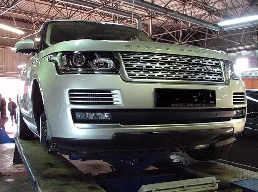 Ремонт Range Rover